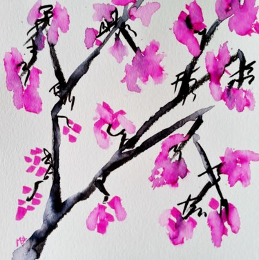 "Prunus 2, Collection ""Chinoiseries"""
