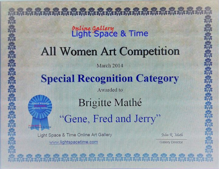 MBL - All women Art Competition Special Recognition